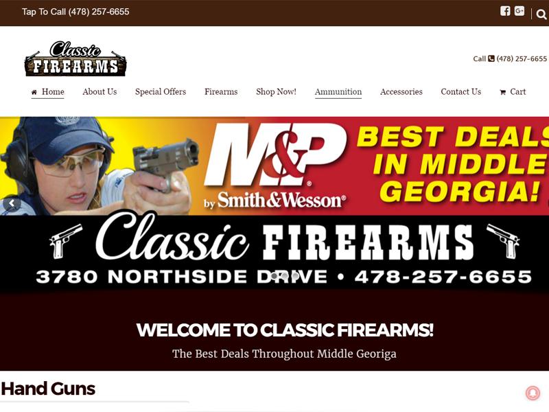 Classic Firearms GA – Mobile Media Plus