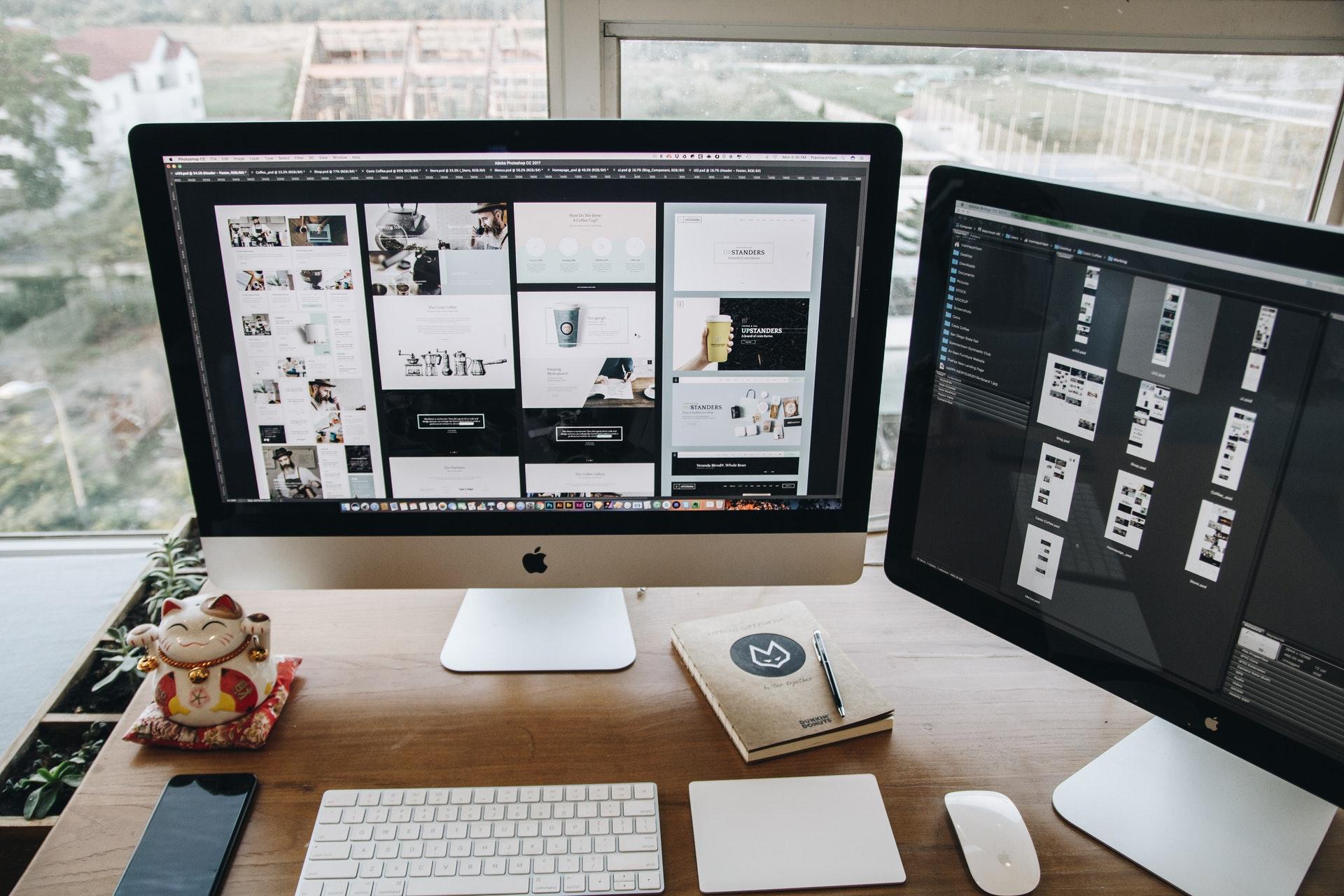 Custom 1-Page Landing Websites