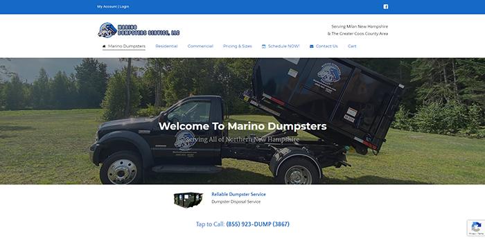 MarinoDumpsters.com