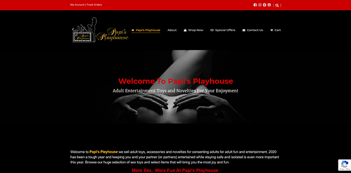 PapisPlayhouse.com