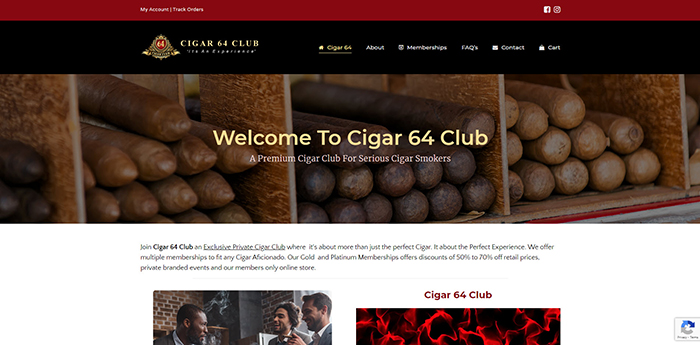 Cigar64.com